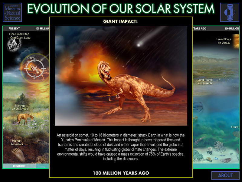 formation and evolution of the solar system - photo #3