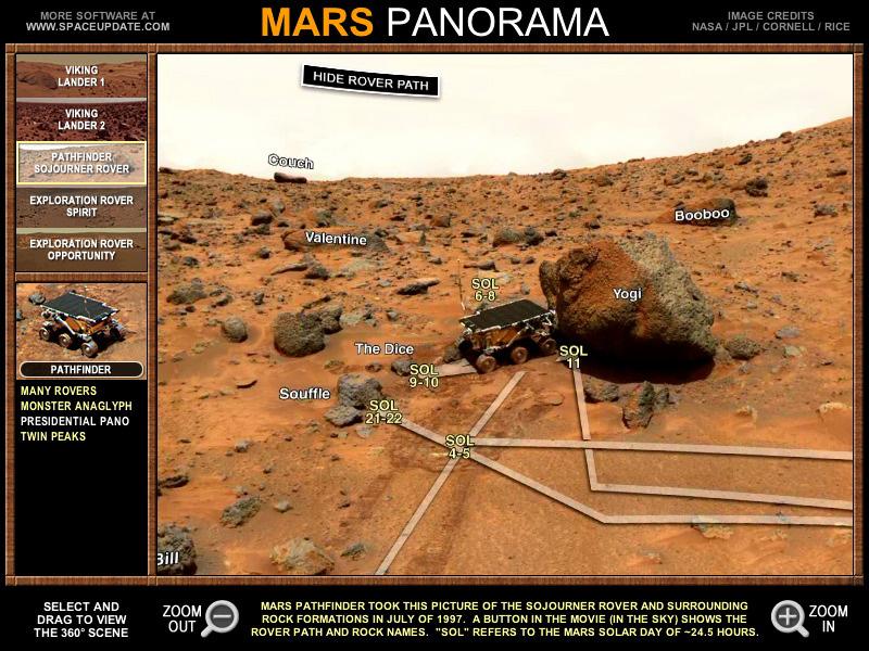 nasa moon mars update - photo #25